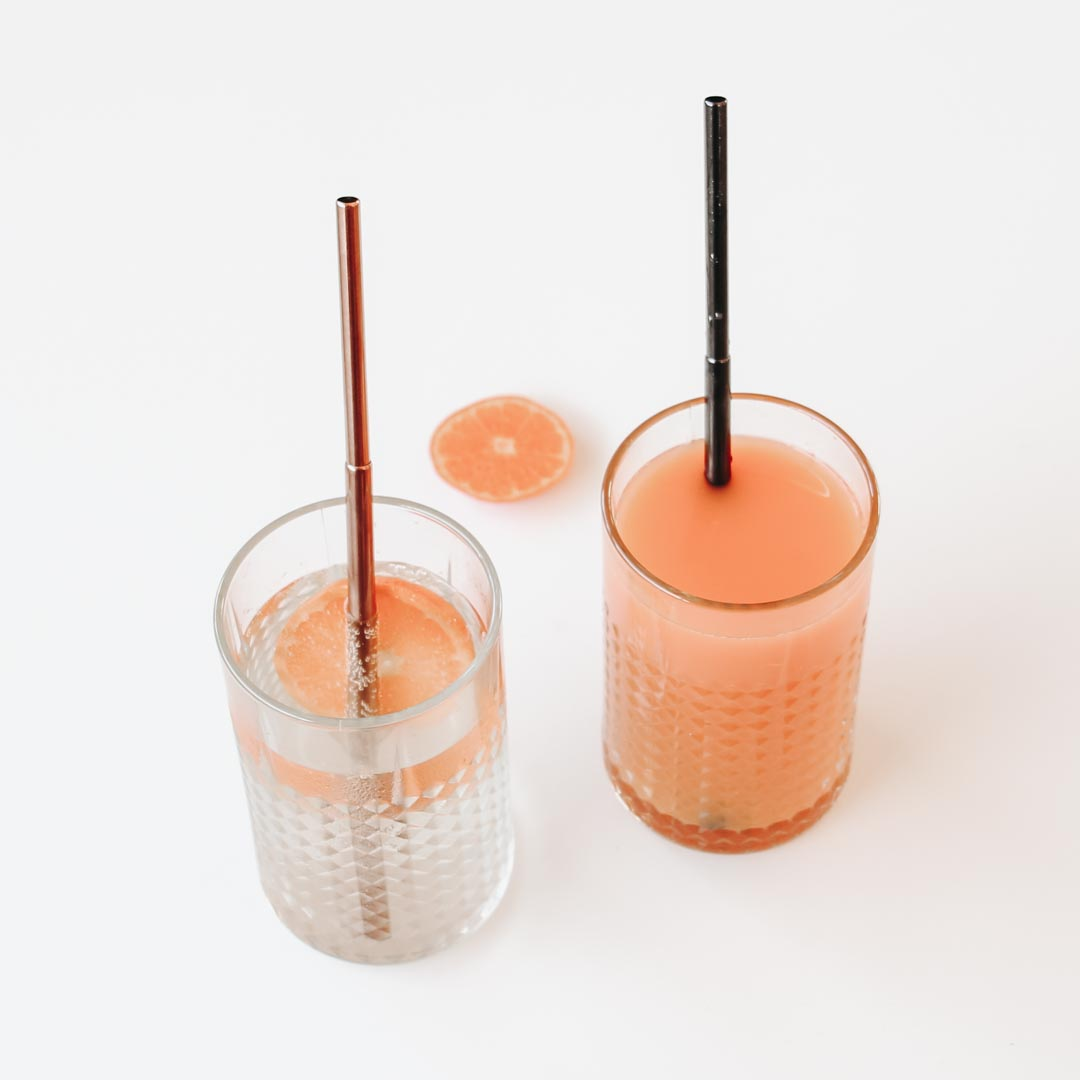 Plastic Free Collapsible Straw