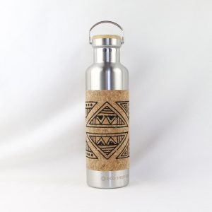 Cork Design Water Bottle