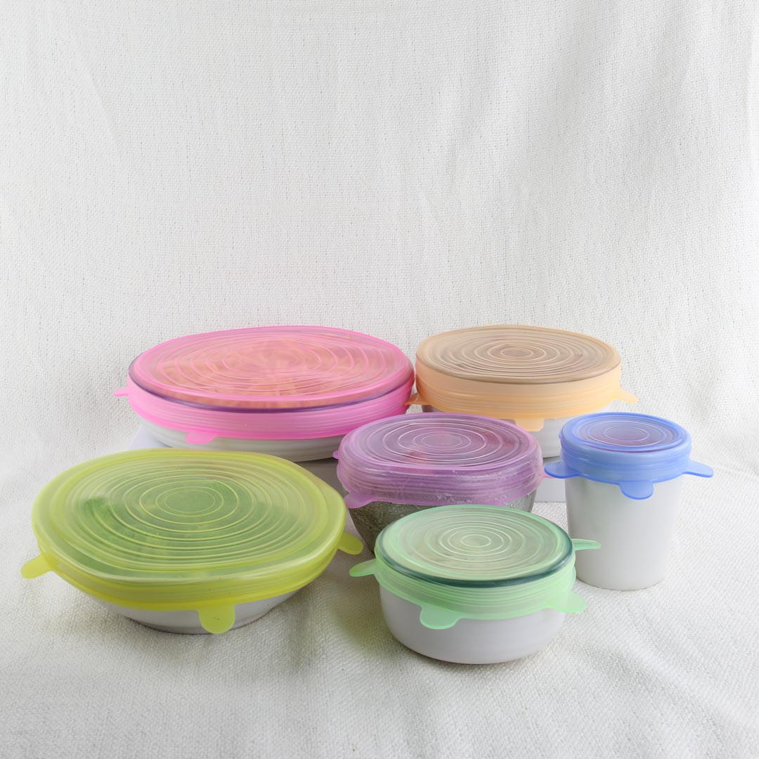Machine Washable Food Lids