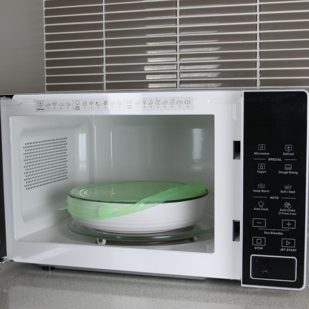 Microwavable Food Cover