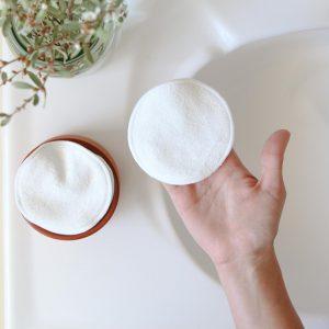 Cotton Makeup Pads