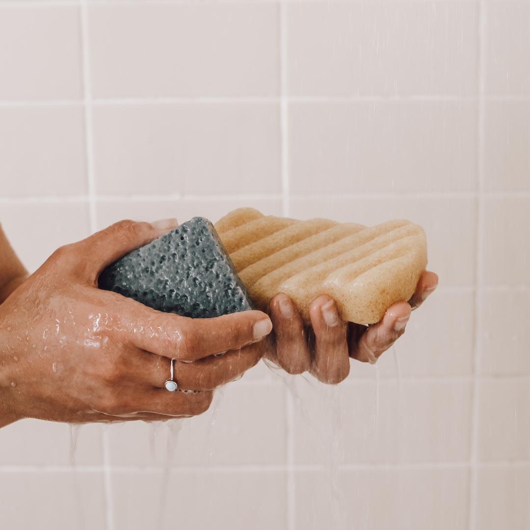 Konjac Plant Body Sponge