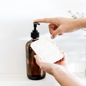 Plant Based Scouring Pads