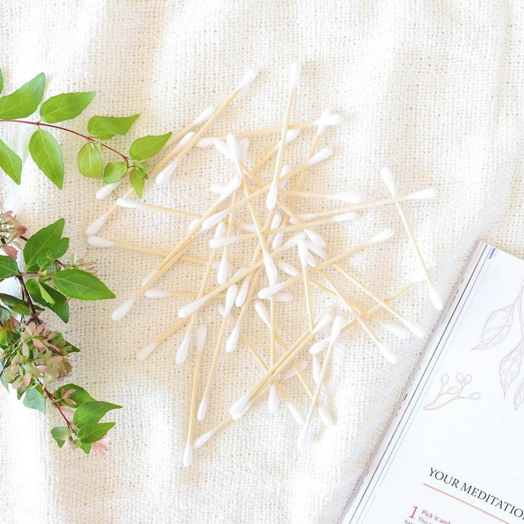 Compostable Cotton Buds