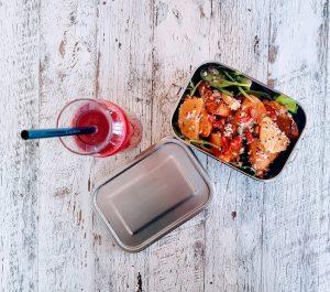 Bento Lunch Box Leak Proof