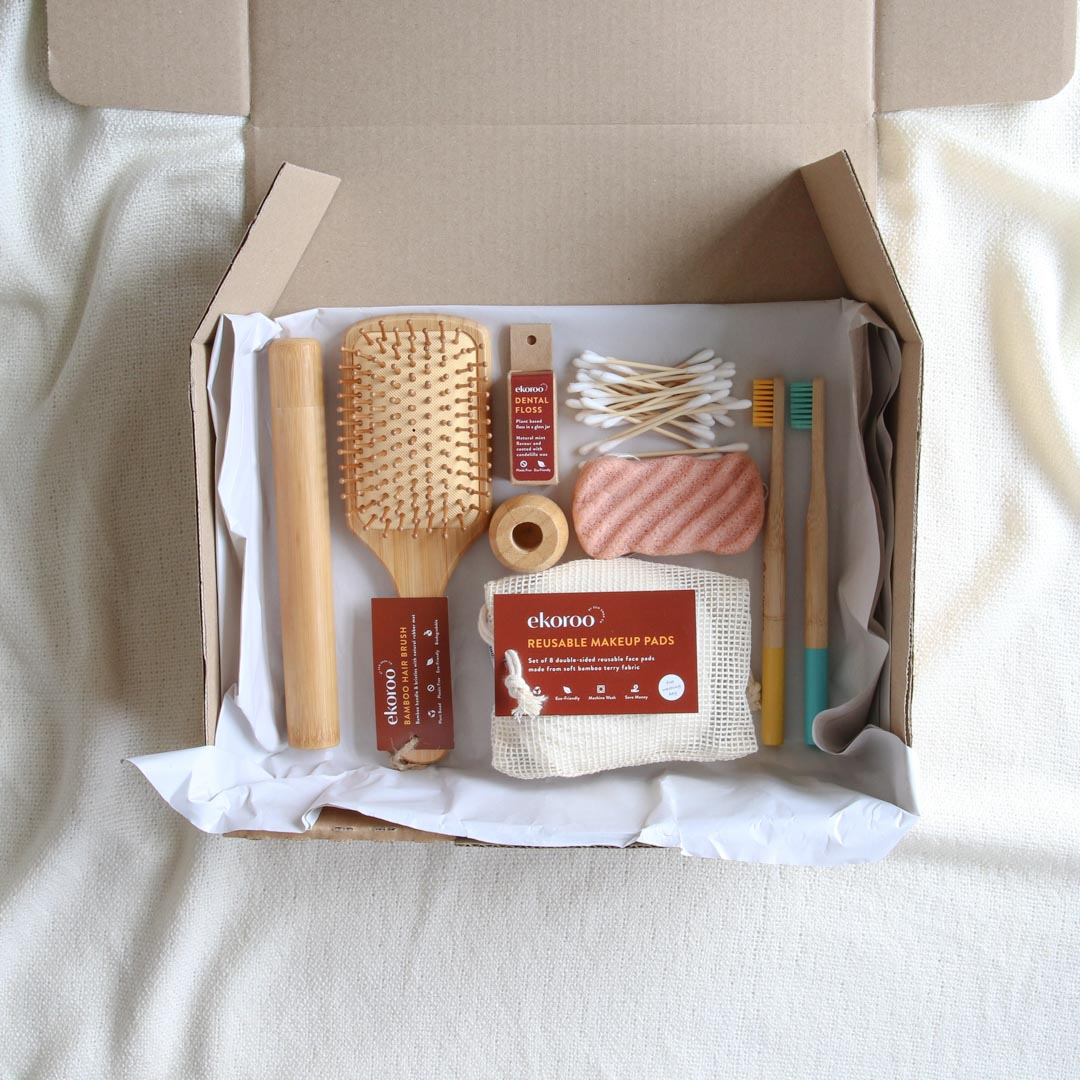 Eco Friendly Personal Care Gift Set