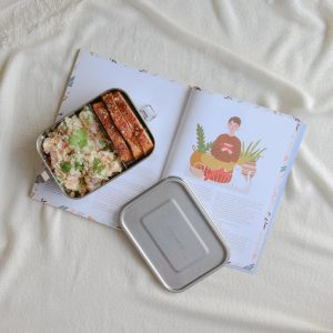 Stainless Steel Lunch Box Divider