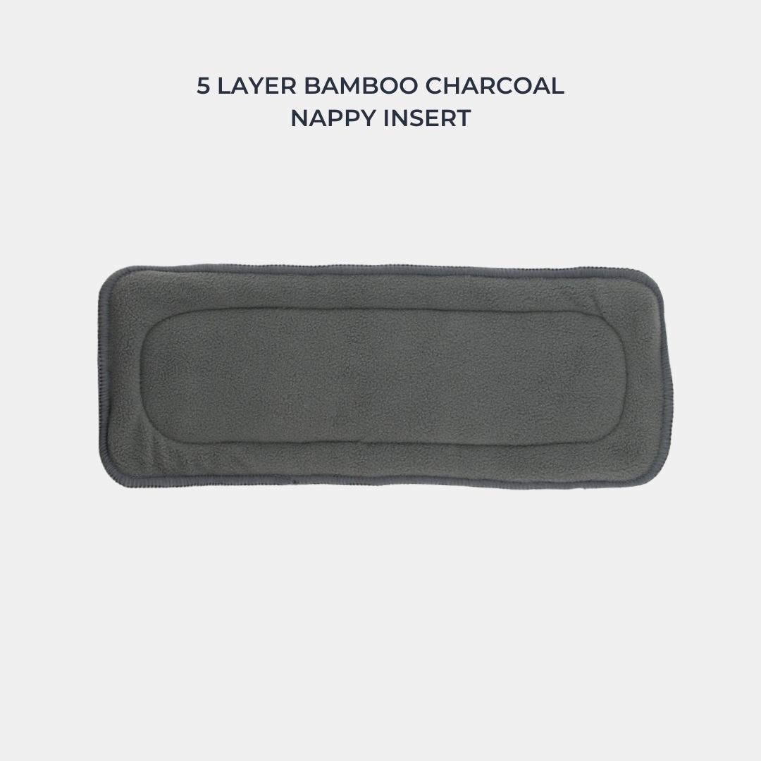 Bamboo Charcoal Insert 5 layer 4